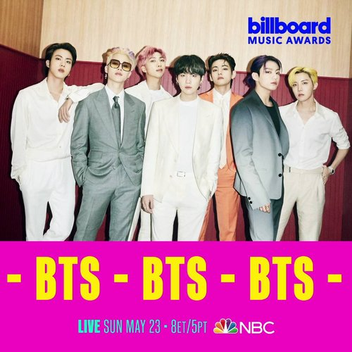 BTS aux Billboard Music Awards