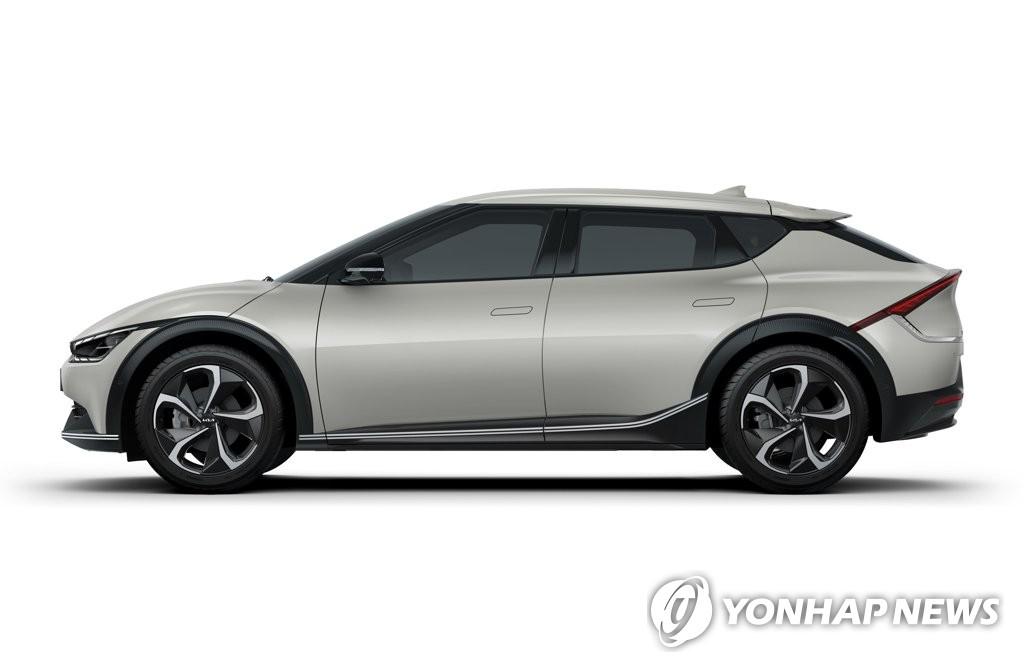 기아, 전용전기차 EV 시리즈 첫 모델 EV6 출시