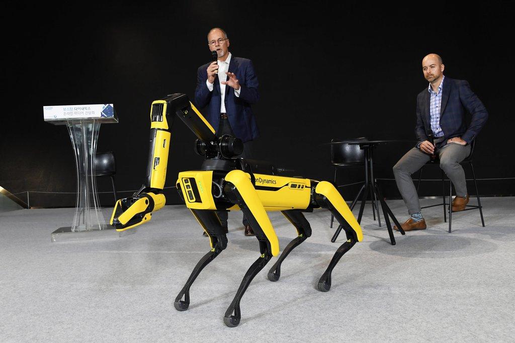 '로봇 개' 스팟